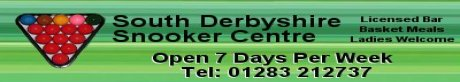 South Derbyshire Snooker Centre